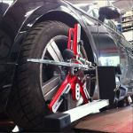 Wheel alignment - a valuable piece of kit