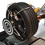 Wheel alignment in 30 seconds!