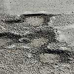 Wheel alignment booms as pothole epidemic takes hold