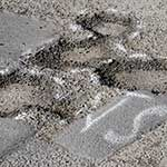 Potholes leave drivers deeper in trouble, AA reports